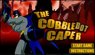 Batman The Cobblebot Caper